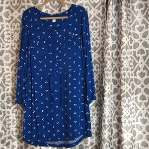 Simply styled dress size L